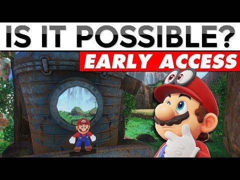 GETTING INSIDE THE ODYSSEY EARLY | Is It Possible?