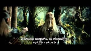 Hobbit: Pustkowie Smauga - Zwiastun PL (Official Trailer)