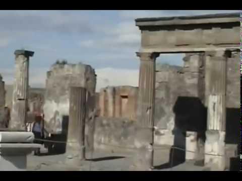 Pompei Pompey Pompeii City Ruins