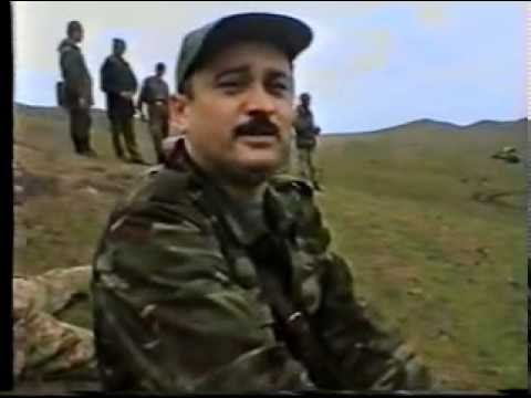 Azeri Commander Speaking about Karabakh War