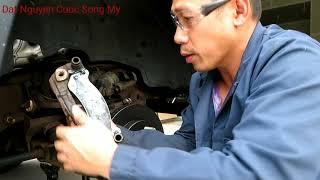 Sửa xe hơi tại nhà tiết kiệm tiền công và thời gian