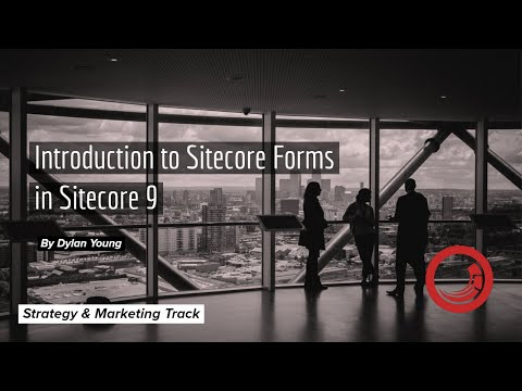 Introduction to Sitecore Forms in Sitecore 9