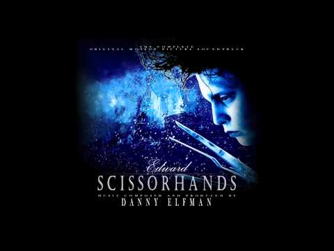 Ost edward scissorhands track 07 ice dance