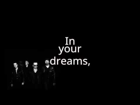 U2 - Sleep Like A Baby Tonight - Songs of Innocence FULL lyrics video