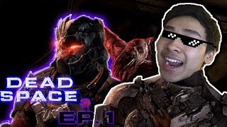 BACK IN ACTION! | Dead Space 3 #1