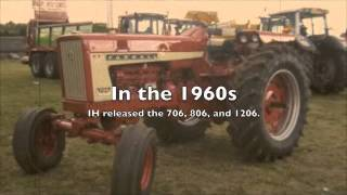 History of International Harvester Tractors