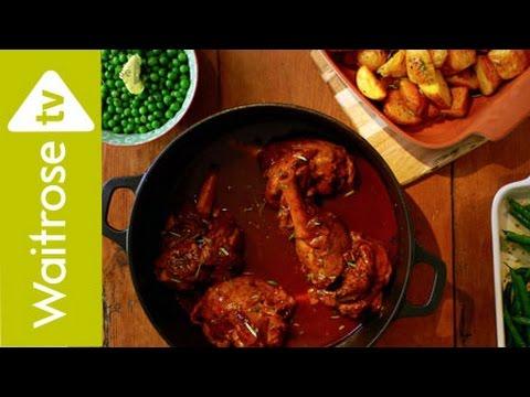 Rosemary And Ale Lamb Shanks | Waitrose