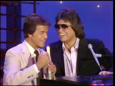 American Bandstand 1981- Interview Ronnie Milsap