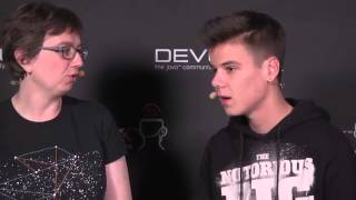 Interview with a Devoxxian student