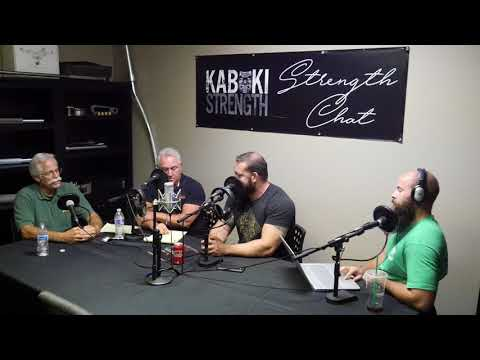 Strength Chat #40: Dr. Stuart McGill