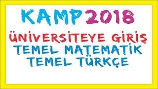 Kamp2018 - üniversiteye Hazirlik Şenol Hoca Matematik
