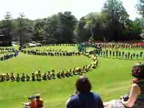 Walker School Olympic Ceremony