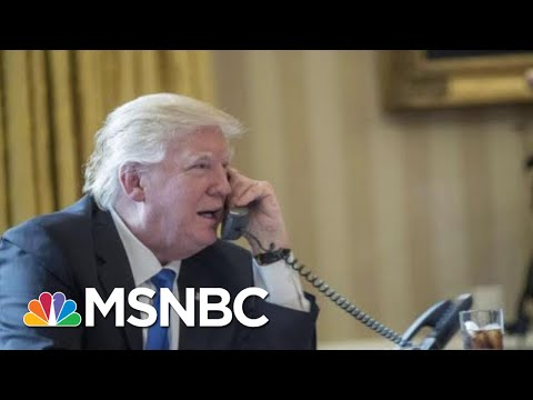 President Donald Trump's Unsecure Communications | Deadline | MSNBC