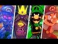Evolution of Evil Super Mario Heroes (2002 - 2018)