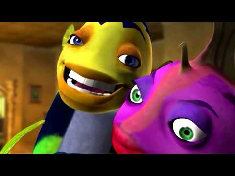 Shark Tale: The Game - PC Videogame Longplay (2004) / No Commentary