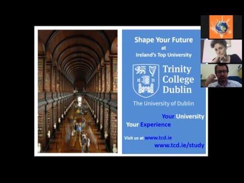 "Вебинар ""Study at Trinity College Dublin with Global Education"""