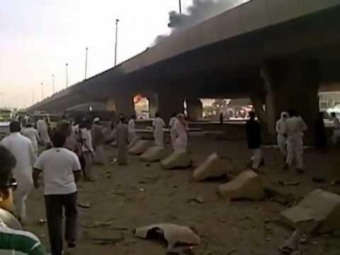 Riyadh Fuel tank Blast
