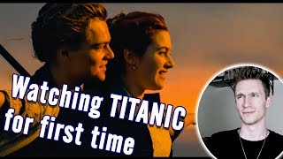 "Is ""Titanic"" Even Good? (watching for first time)"