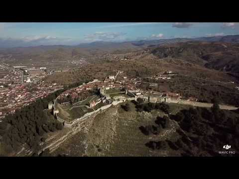 Berat Castle. Albania