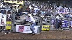 2012 Roughstock Rodeo, Hooker Creek Events Center, Redmond, Oregon