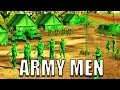 ARMY MEN Game!  Plastic Green Army Men Battle Simulator! (Army Men RTS Gameplay - TBT Ep. 1)