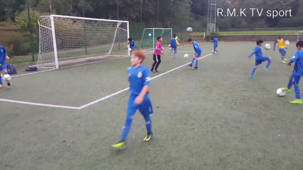 Download APPRENTISSAGE DU FOOTBALL U12 ILA RSD JETTE : Échauffement ...《1》 FORMATEUR J. KAOUROU K.
