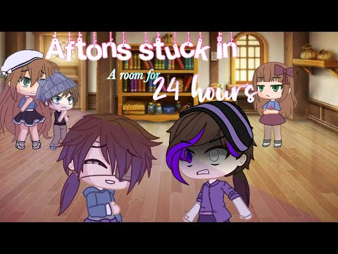    Aftons Stuck In A Room For 24 Hours    Part 1/??   