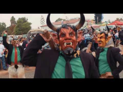 Danza de los Diablos de la Organización Tecomaxtlahuaquena Oceanside CA
