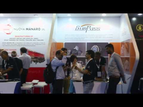 Principals of Amfico in Chemspec India 2015 Part 3