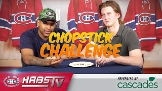 The Duel: Chopstick Challenge