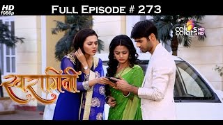 Swaragini - 10th March 2016 - स्वरागिनी - Full Episode (HD)