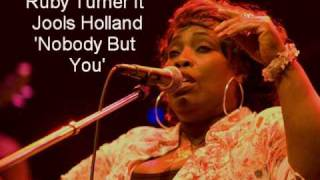 Watch Ruby Turner Nobody But You video