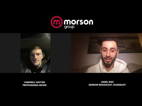 Campbell Hatton on upcoming debut, Conor Benn inspiration, dream of fighting at Etihad & more!
