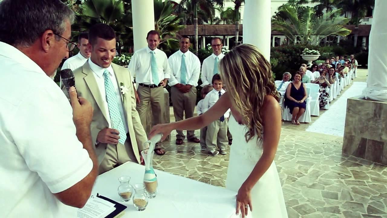 Dreams Punta Cana Wedding Highlight Alyssa Amp Trevor