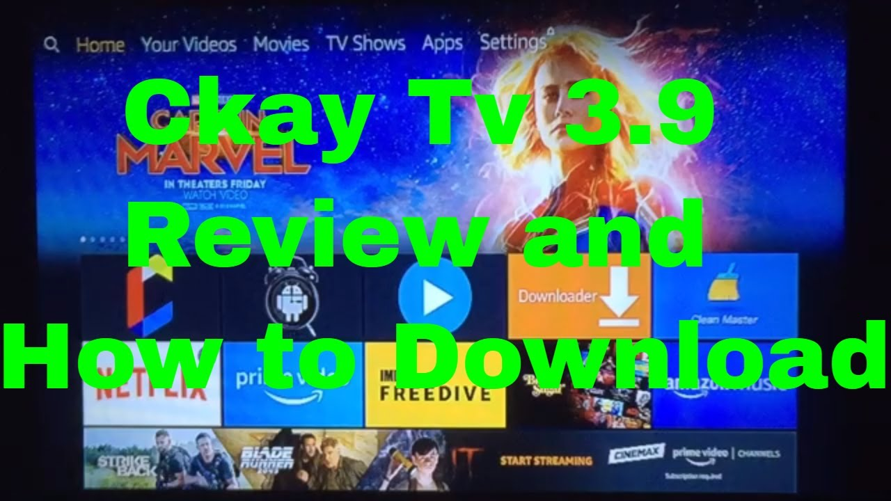Ckay Tv 3 9 / Review