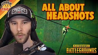 All About the Headshots - chocoTaco PUBG Solos Gameplay