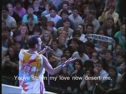 Queen - Love Of my Life [Lyrics]