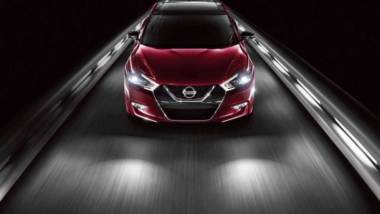 2017 Nissan Maxima Headlights And