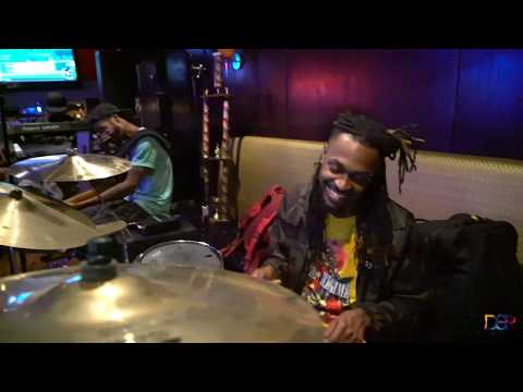 "Devon ""Stixx"" Taylor Drum Solo + Monday Night Jam Session In Philly ( DSR FILMS )"