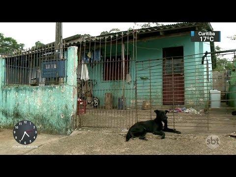 Polícia investiga a morte de três pessoas na mesma casa | SBT Notícias (06/12/17)