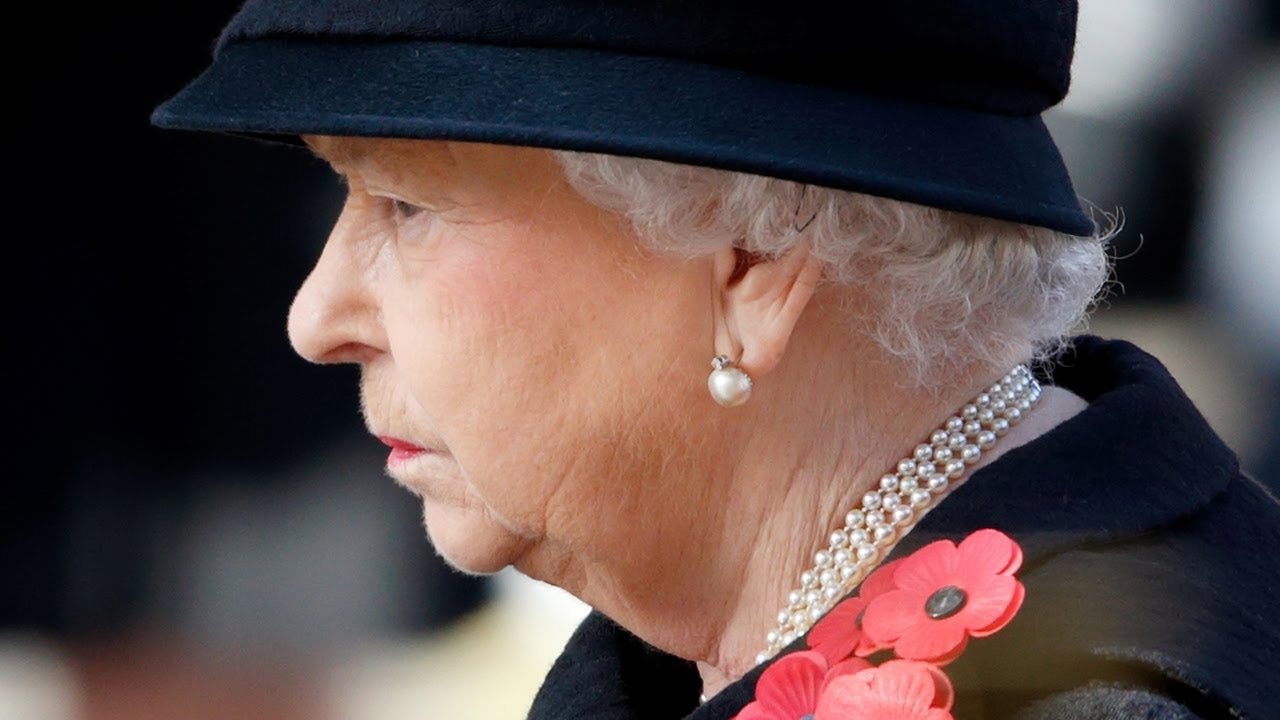 'The Queen has put her foot down'