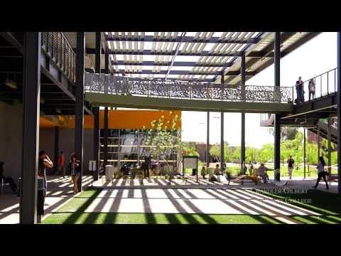 Chandler Video Production Company - Sonoran Studios, Chandler Gilbert Community College Commercial 1
