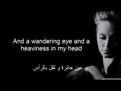 Don't You Remember - Adele مترجمة عربى + lyrics
