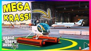 SO sollte der LOS SANTOS INTERNATIONAL AIRPORT ursprünglich aussehen! | GTA 5 Mods