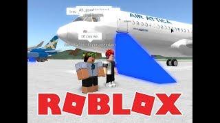 Roblox - First flight to Skiathos - Air Attica