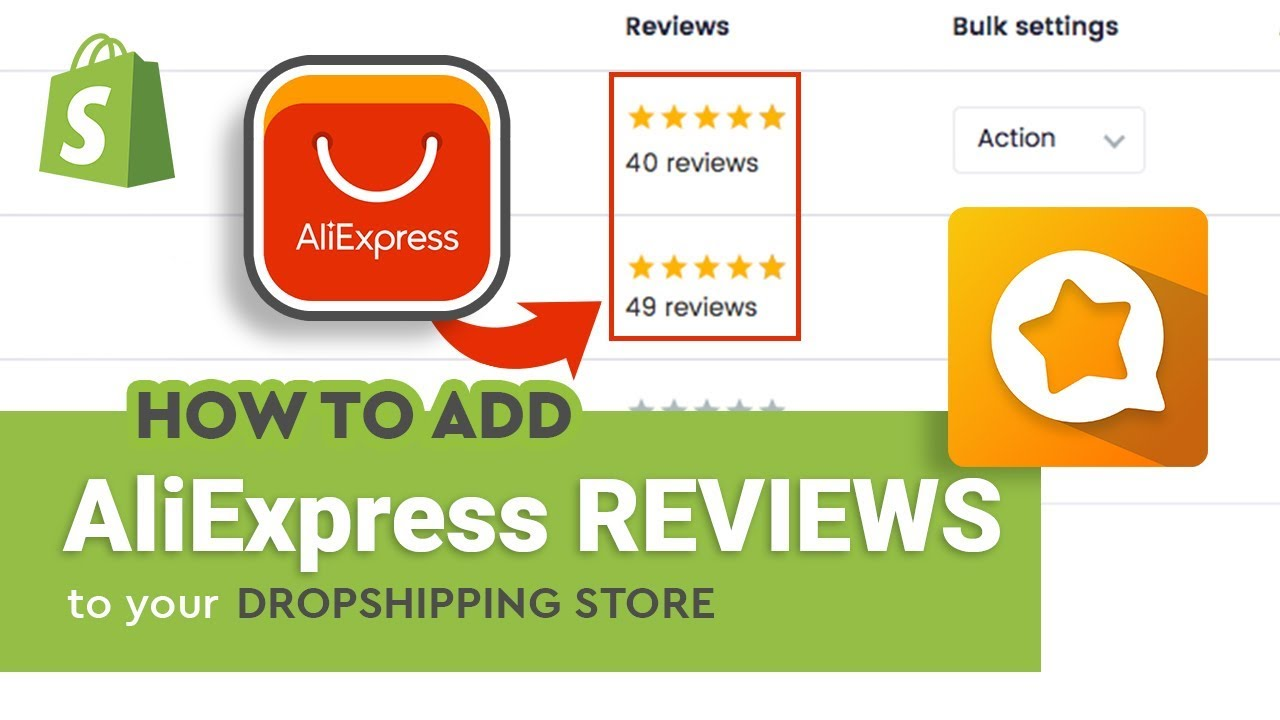[Ali Reviews] How to import AliExpress reviews to your dropshipping store with Ali Reviews