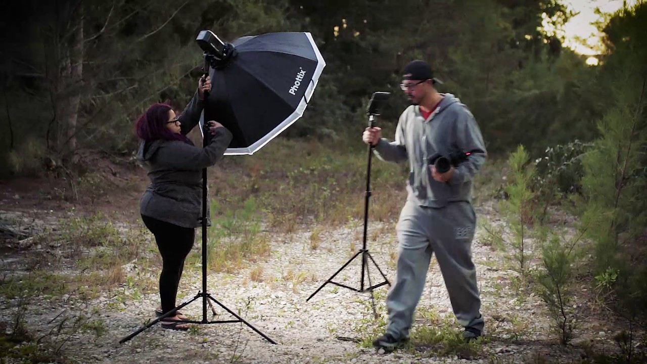 BTS - Testing the Canon 135mm F2 and the Sigma 50mm ART