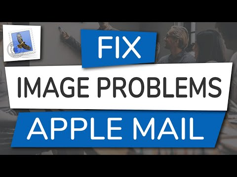 How To Fix Image Problems In Apple Mail Email Signatures
