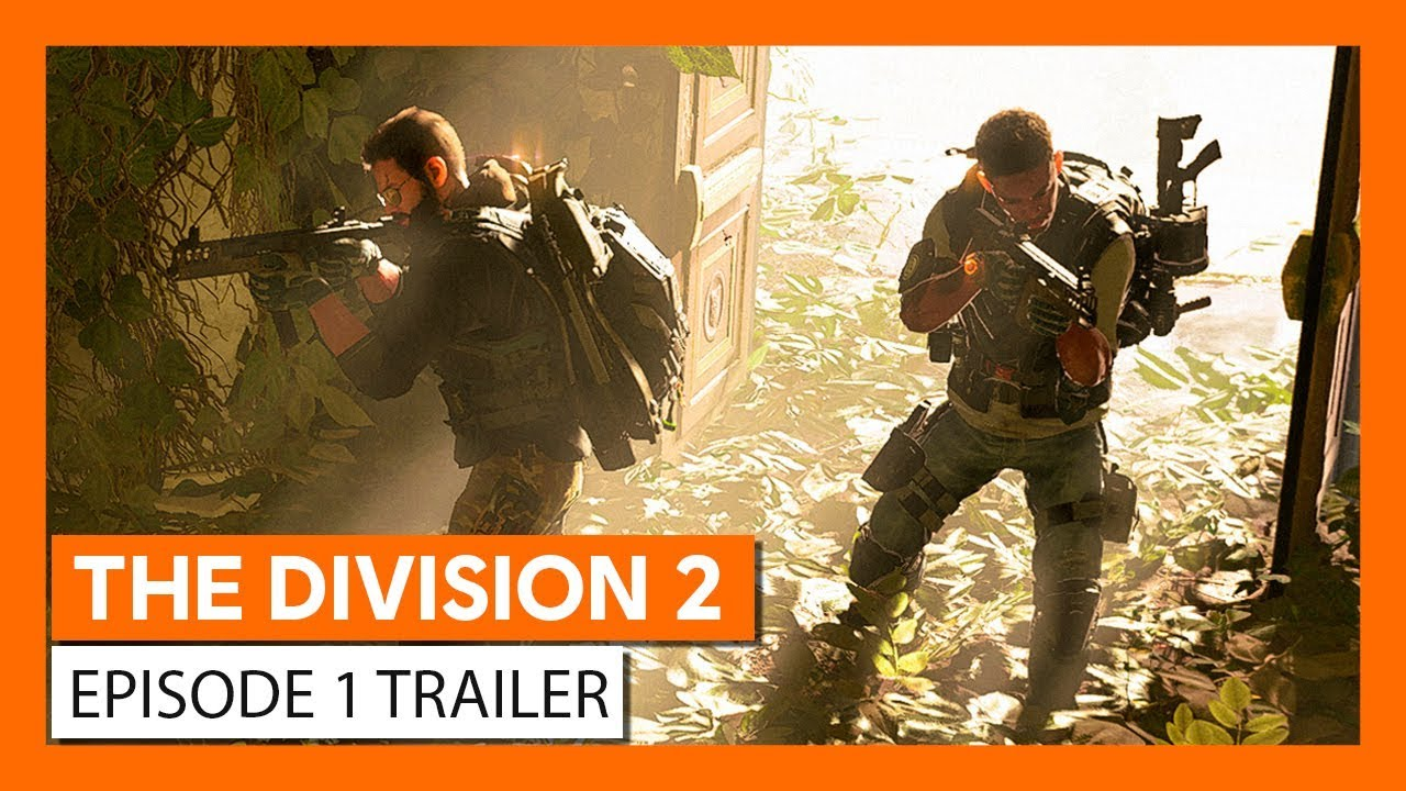 The Division 2 patch notes: DLC Episode 1 brings new