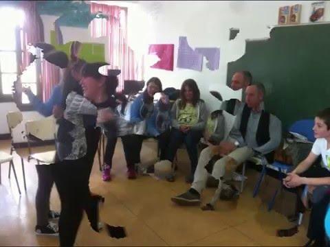 Pello Añorga Alkizako eskolan. Argazkiak eta musika. 2016
